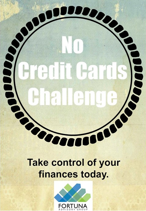 No Credit card Challenge graphic