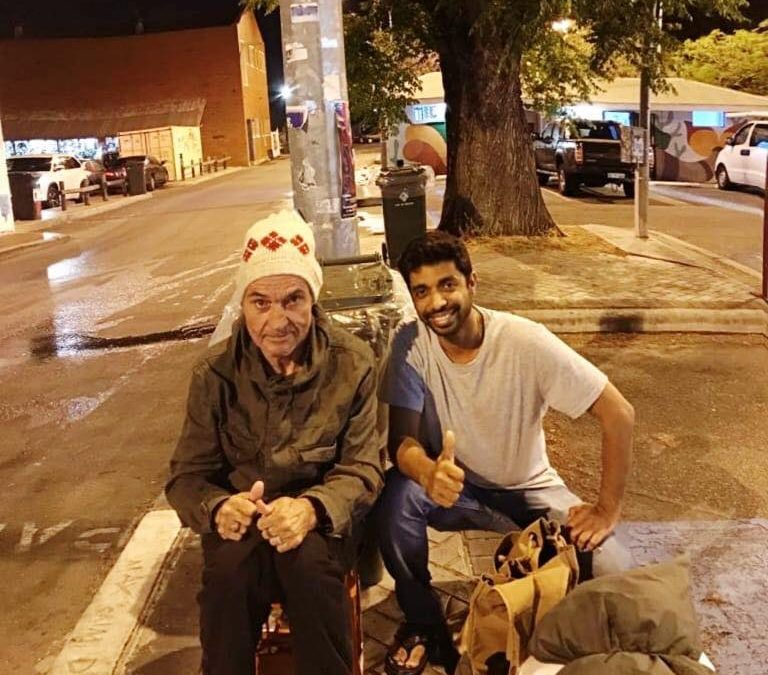 On the Streets with the Fortuna Foundation Team