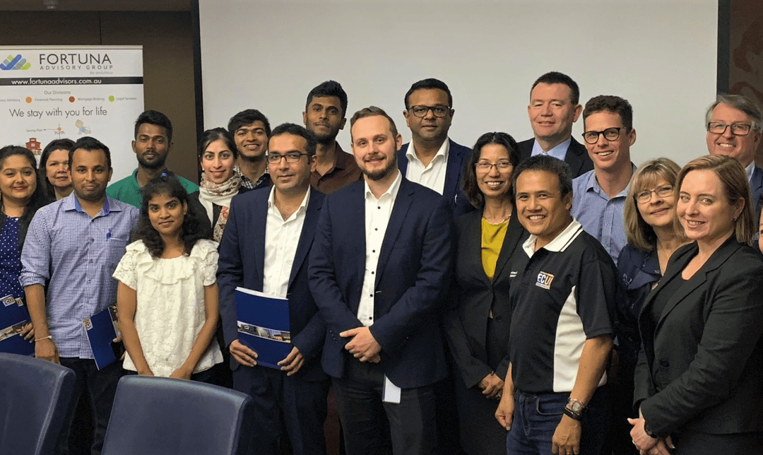 Fortuna sponsors Edith Cowan University for the 'Big Idea' student competition