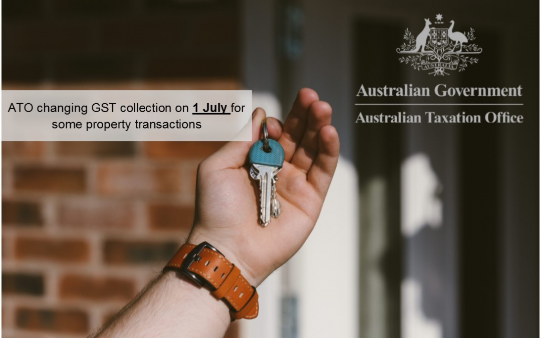 ATO changing GST collection for some property transactions