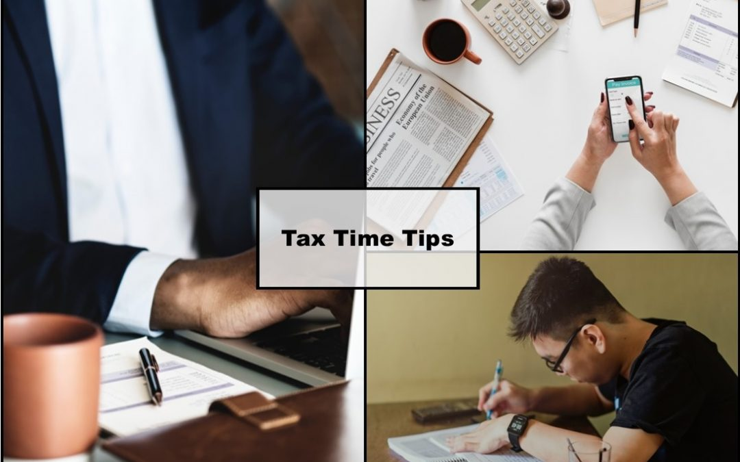 Tax Time Tips for Small Businesses