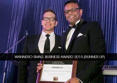 wanroo runner up 2015