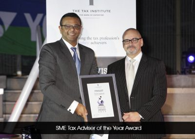SME Tax Adviser of the Year Award